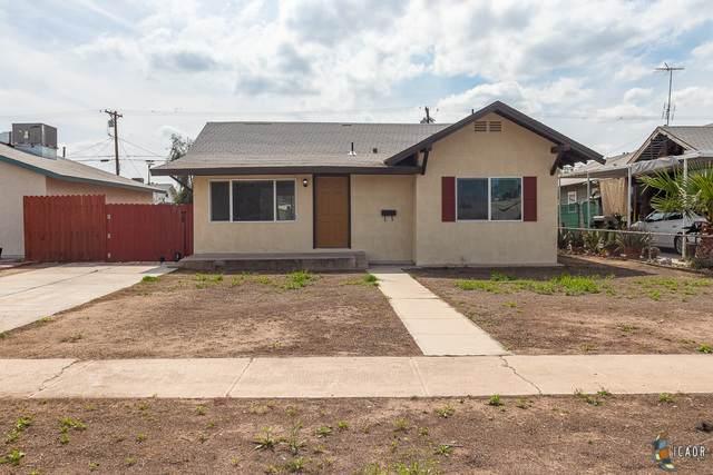 635 W Hamilton Ave, El Centro, CA 92243 (MLS #20564710IC) :: DMA Real Estate
