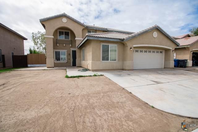 393 Countryside Dr, El Centro, CA 92243 (MLS #20565506IC) :: DMA Real Estate