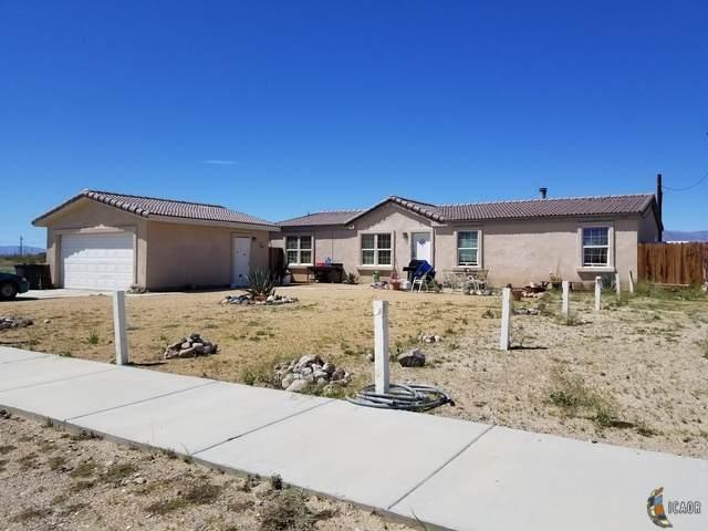 2371 S Marina Dr, Salton City, CA 92275 (MLS #20566860IC) :: DMA Real Estate