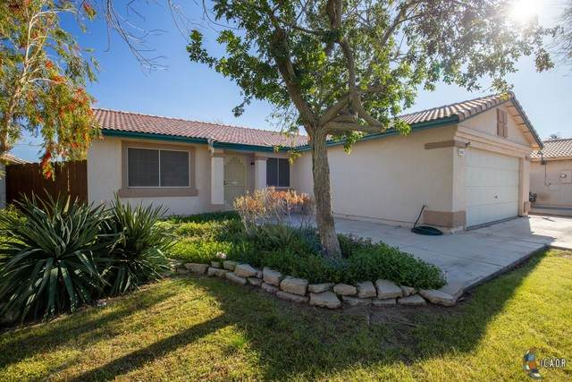 658 Mesquite St, Imperial, CA 92251 (MLS #20568432IC) :: DMA Real Estate