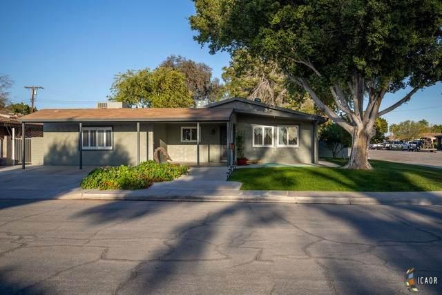 592 W Magnolia St, Brawley, CA 92227 (MLS #20568450IC) :: DMA Real Estate