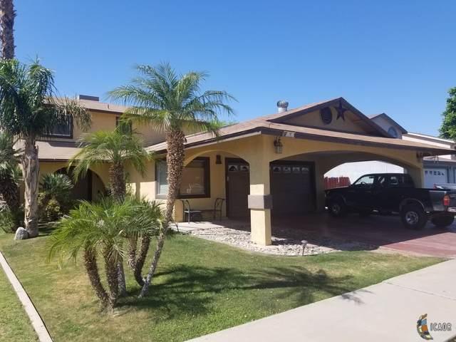 2051 W Holt Ave, El Centro, CA 92243 (MLS #20575652IC) :: DMA Real Estate