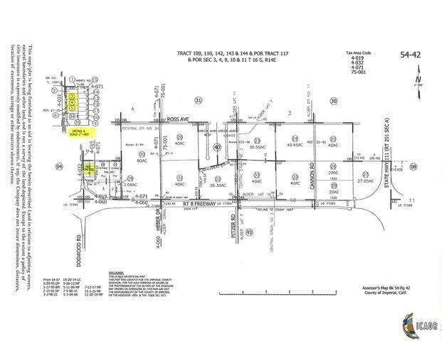 1859 S Dogwood Rd, El Centro, CA 92243 (MLS #20580822IC) :: DMA Real Estate