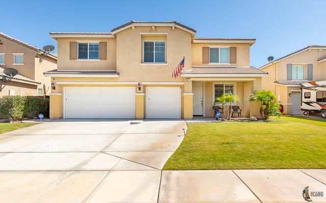 661 Quartz St, Imperial, CA 92251 (MLS #20582450IC) :: DMA Real Estate