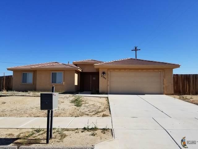 2840 Treadwell Blvd, Salton City, CA 92274 (MLS #20599316IC) :: DMA Real Estate