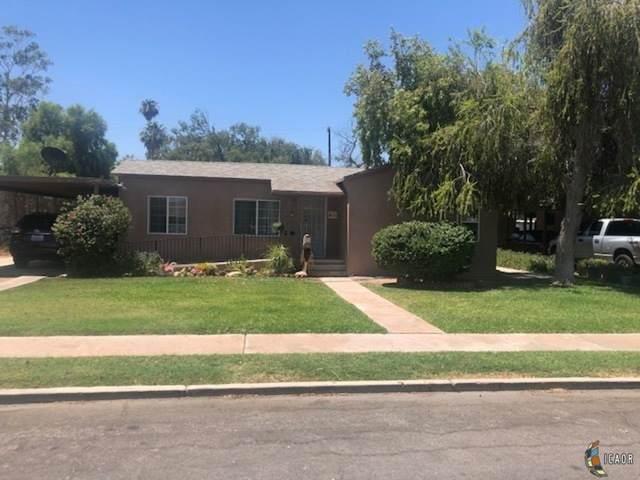 719 Lenrey Ave, El Centro, CA 92243 (MLS #20605412IC) :: DMA Real Estate