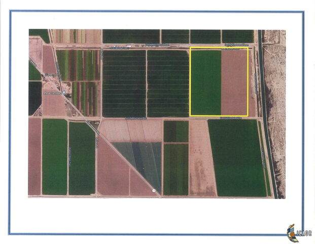 0 Ehl Lat. 10, Gate 251, Holtville, CA 92250 (MLS #20605960IC) :: DMA Real Estate