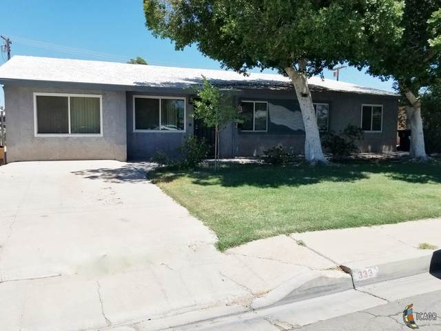 333 W Adler St, Brawley, CA 92227 (MLS #20607966IC) :: DMA Real Estate