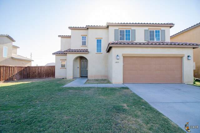 2555 Valle Verde Ln, Imperial, CA 92251 (MLS #20612598IC) :: DMA Real Estate