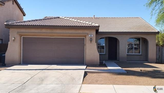 903 Fieldview Ave, El Centro, CA 92243 (MLS #20617362IC) :: DMA Real Estate