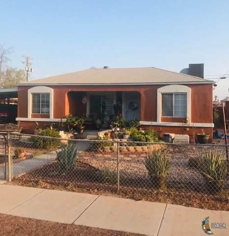 1433 W Euclid Ave, El Centro, CA 92243 (MLS #20624930IC) :: DMA Real Estate