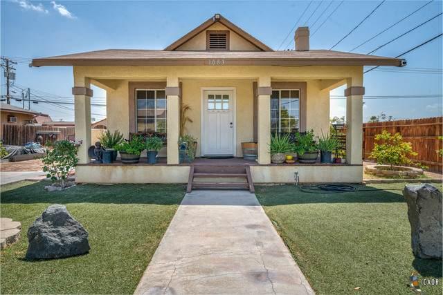 1083 El Centro Ave, El Centro, CA 92243 (MLS #20626122IC) :: DMA Real Estate
