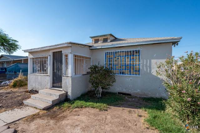 130 W Orange Ave, El Centro, CA 92243 (MLS #20629938IC) :: DMA Real Estate