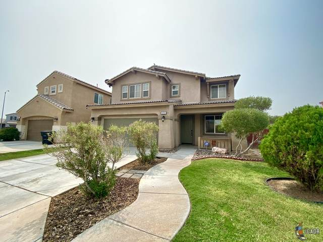 1225 N Maple Ave, Heber, CA 92249 (MLS #20632388IC) :: DMA Real Estate