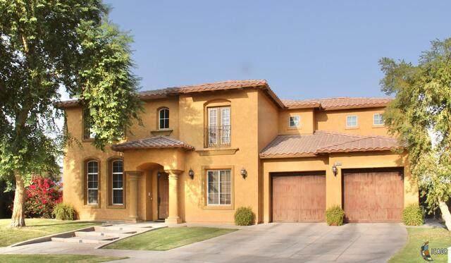 2698 Heil Cir, El Centro, CA 92243 (MLS #20633646IC) :: DMA Real Estate