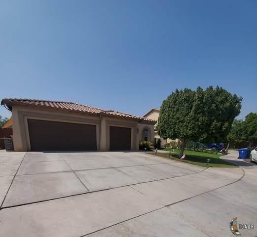 973 G Anaya Ave, Calexico, CA 92231 (MLS #20633920IC) :: DMA Real Estate