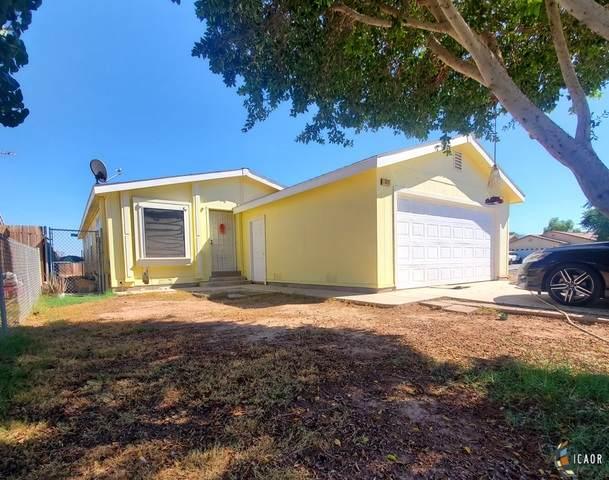 312 Jacaranda St, Brawley, CA 92227 (MLS #20645484IC) :: DMA Real Estate