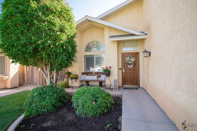 306 Butterfield Trl, Imperial, CA 92251 (MLS #20649800IC) :: DMA Real Estate