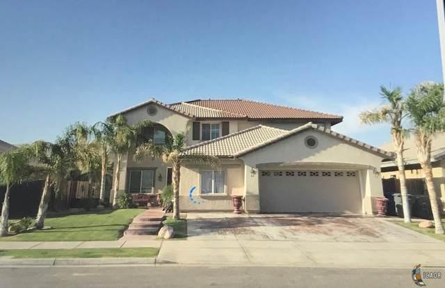 332 Quail Run Dr, El Centro, CA 92243 (MLS #20661962IC) :: DMA Real Estate