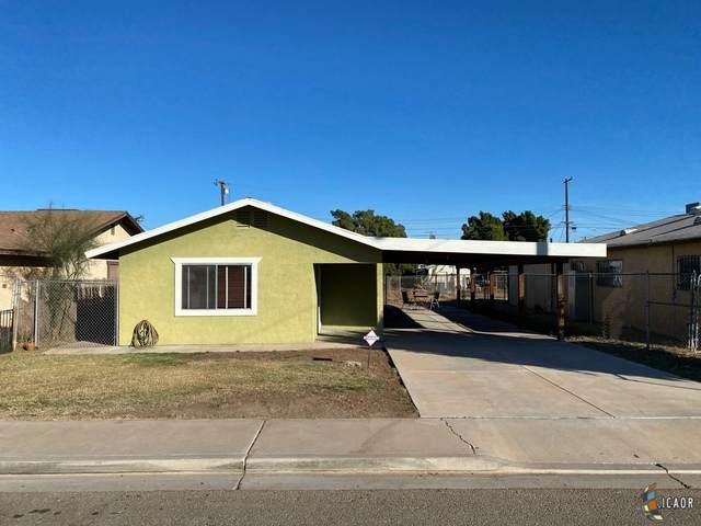463 W 5TH, Westmorland, CA 92281 (MLS #21681304IC) :: DMA Real Estate