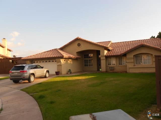 1008 Vereda Dr, Calexico, CA 92231 (MLS #21681496IC) :: DMA Real Estate