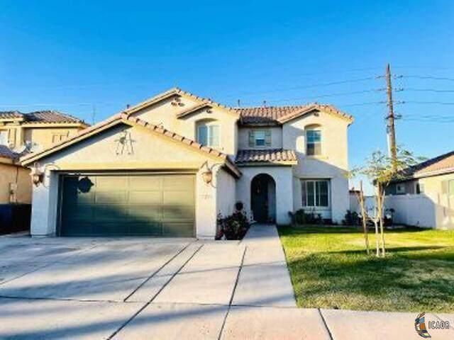 1216 Manuel A Ortiz Ave, El Centro, CA 92243 (MLS #21683496IC) :: DMA Real Estate