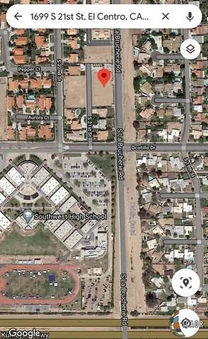 1699 S 21St St, El Centro, CA 92243 (MLS #21683738IC) :: DMA Real Estate