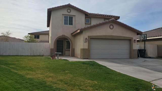2451 La Guardia Ave, Imperial, CA 92251 (MLS #21693648IC) :: DMA Real Estate