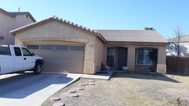 1278 Fieldview Ave, El Centro, CA 92243 (MLS #21695792IC) :: DMA Real Estate