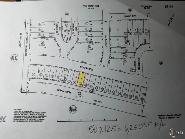 1161 Riviera Cir, Salton City, CA 92274 (MLS #21697142IC) :: Duflock & Associates Real Estate Inc.