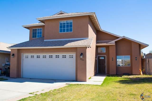 420 Vaquero Trl, Imperial, CA 92251 (MLS #21697502IC) :: Duflock & Associates Real Estate Inc.