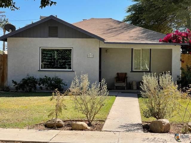 538 W. G St -, Brawley, CA 92227 (MLS #21699480IC) :: DMA Real Estate