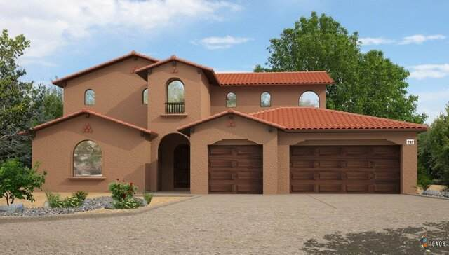 2046 Manzanita Dr, El Centro, CA 92243 (MLS #21714004IC) :: Duflock & Associates Real Estate Inc.