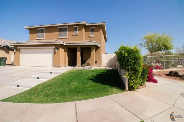 607 Boley Field Dr, Imperial, CA 92251 (MLS #21714052IC) :: DMA Real Estate