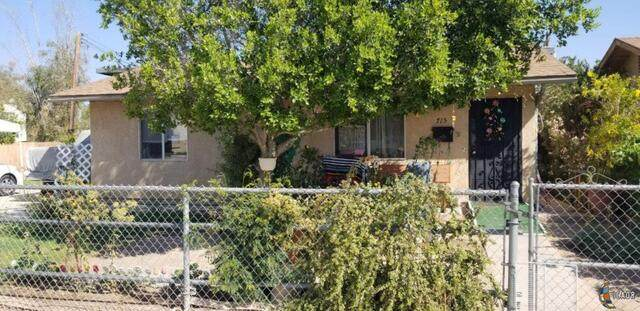 715 E 2Nd St #721, Calexico, CA 92231 (MLS #21715126IC) :: Duflock & Associates Real Estate Inc.