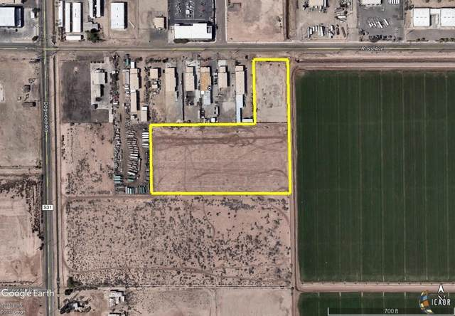 0 Ross Rd, El Centro, CA 92243 (MLS #21717772IC) :: Duflock & Associates Real Estate Inc.