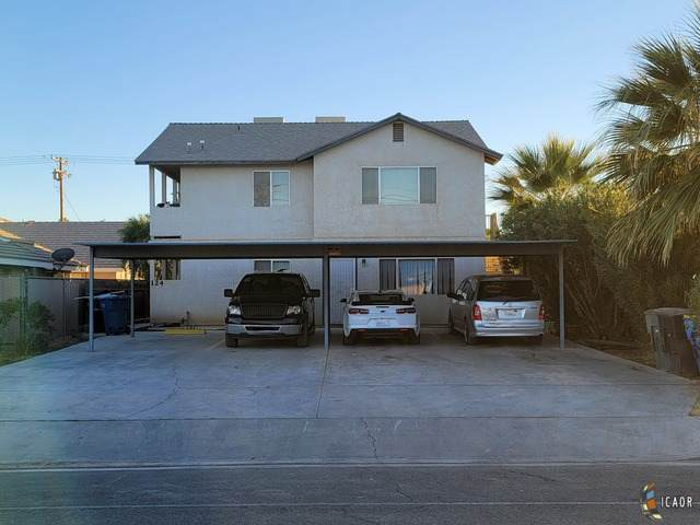 124 W A St A, Brawley, CA 92227 (MLS #21718536IC) :: DMA Real Estate