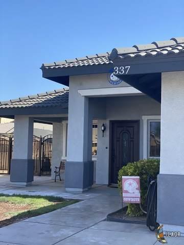 337 Foxtrail Dr, El Centro, CA 92243 (MLS #21722666IC) :: DMA Real Estate
