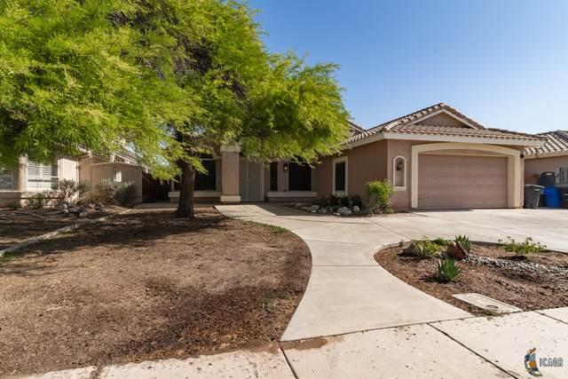 950 Chaparral Dr, El Centro, CA 92243 (MLS #21730522IC) :: Duflock & Associates Real Estate Inc.