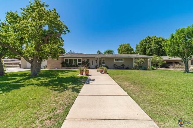 434 West  J St, Brawley, CA 92227 (MLS #21733122IC) :: Duflock & Associates Real Estate Inc.