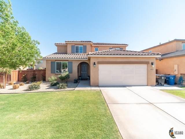 637 Las Dunas St, Imperial, CA 92251 (MLS #21733924IC) :: Duflock & Associates Real Estate Inc.