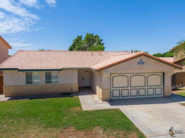 930 Panno St, Brawley, CA 92227 (MLS #21735746IC) :: Duflock & Associates Real Estate Inc.
