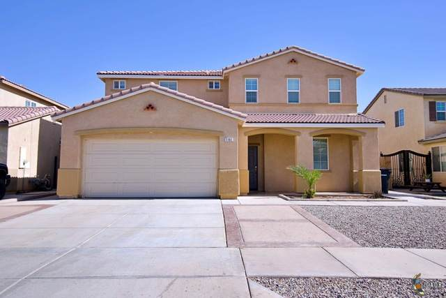 1161 Valleyview Ave, El Centro, CA 92243 (MLS #21735748IC) :: Capital Real Estate