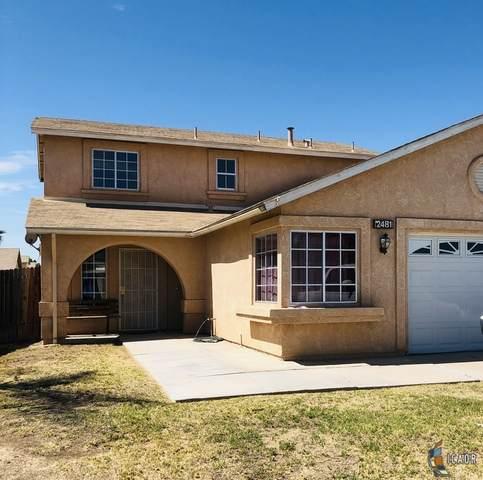 2481 W Main St, El Centro, CA 92243 (MLS #21741110IC) :: Capital Real Estate