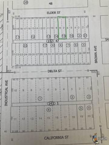 0 Elder St, Calipatria, CA 92233 (MLS #21744440IC) :: Capital Real Estate