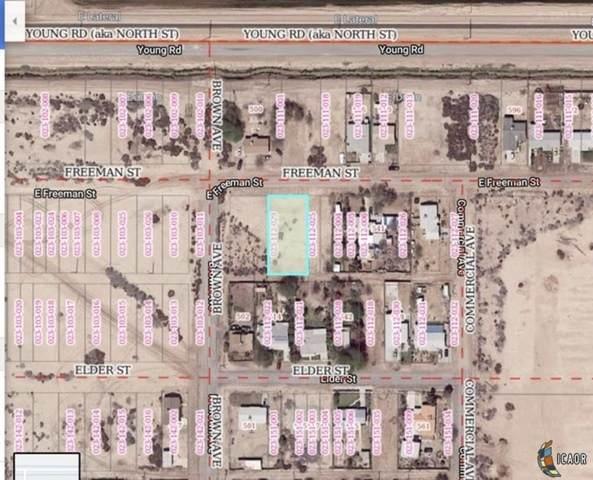 0 Freeman St, Calipatria, CA 92233 (MLS #21749600IC) :: Capital Real Estate