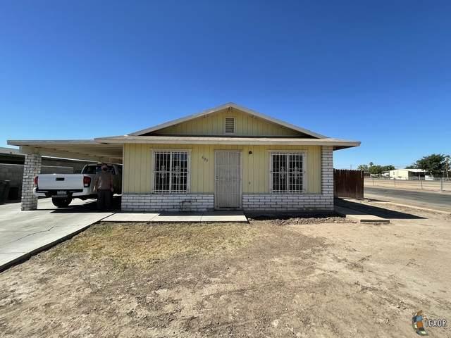 695 W Pico Ave, El Centro, CA 92243 (MLS #21750222IC) :: Capital Real Estate
