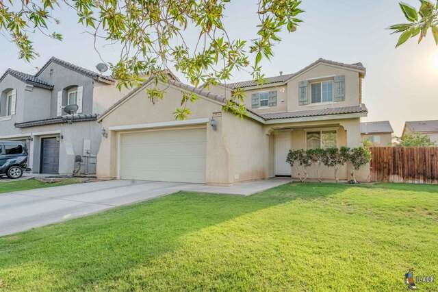 3936 John Vickers Ct, El Centro, CA 92243 (MLS #21758050IC) :: Duflock & Associates Real Estate Inc.