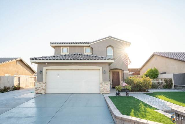 2463 La Guardia Ave, Imperial, CA 92251 (MLS #21763516IC) :: Capital Real Estate