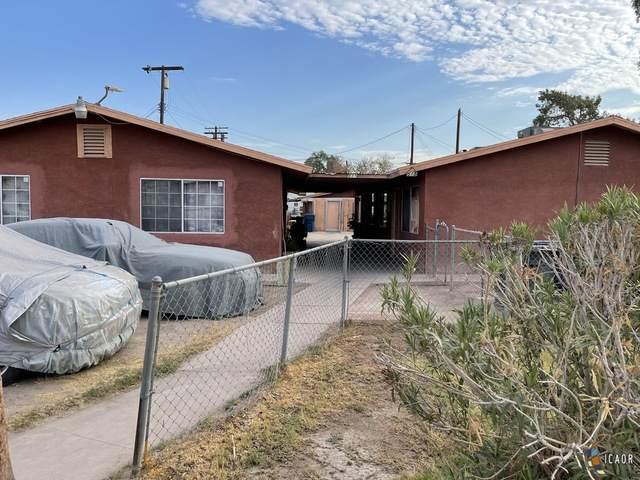 513 E 4Th St, Calexico, CA 92231 (MLS #21769232IC) :: Duflock & Associates Real Estate Inc.